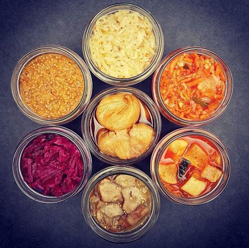Fermentierte Produkte– Fermentierte Lebensmittel, lokal hergestellt in Basel, fermentation Manufaktur