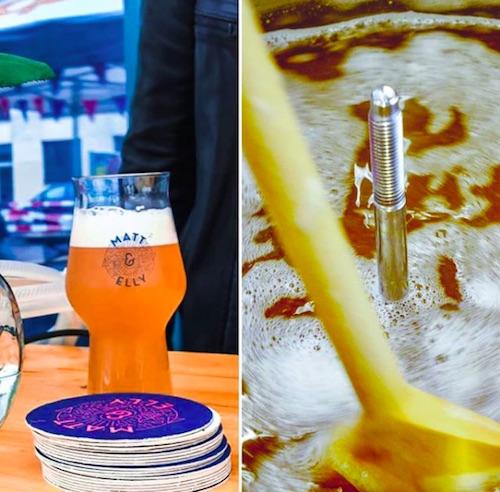 Craft Bier – Matt & Ella aus Basel, Schweiz
