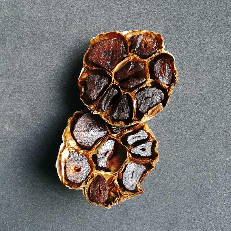 Black Garlic – Bio-Qualität, fermentiert in Basel
