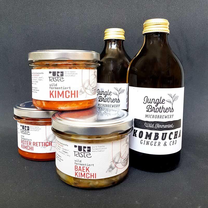 fermentbox mit Kombucha